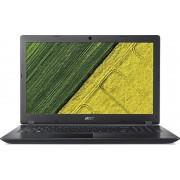 Acer Aspire 3 A315-51-59AP Zwart Notebook 39,6 cm (15.6'') 1920 x 1080 Pixels 2,50 GHz Zevende generatie Intel® Core™ i5 i5-7200U