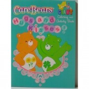 Caring Is What Counts Care Bears Giant Coloring And Activity Book