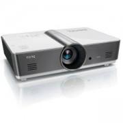 Мултимедиен проектор BenQ MH760, DLP, 1080p (1920x1080), 3 000:1, 5000 ANSI Lumens, VGA, HDMI, RCA, LAN, Speakers 2x10W, 3D Ready, Бял, 9H.JH277.14E