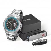 Kit Relógio Mondaine Masculino 78700G0MVNA1K1