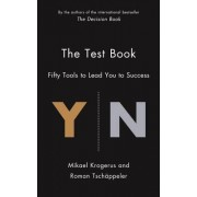 The Test Book by Mikael Krogerus