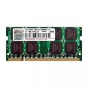 TRANSCEND - JM800QSU-1G - MÉMOIRE PC - JM DDR2 - 1 GO - 800 MHZ - SO-DIMM CL6