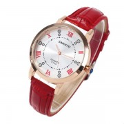 Women's Leather Luxury Watches
