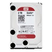 "Western Digital WD Red NAS Hard Drive WD20EFRX - Disco rígido - 2 TB - interna - 3.5"" - SATA 6Gb/s - buffer: 64 MB - para My Cloud EX2, EX4"