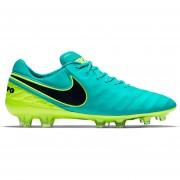 Zapatos Fútbol Hombre Nike Tiempo Legend VI FG-Verde