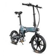 FIIDO D2S Vélo électrique pliant - Gris