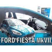 Deflektory predné pre Ford Fiesta , 5-dver., 2017-