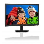 """Philips V-line 223V5LHSB2 54.6 cm (21.5"""") LED LCD Monitor - 16:9 - 5 ms"""
