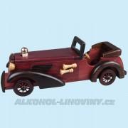 Auto Cabrio - veterán - láhev
