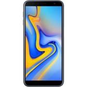 "Telefon Mobil Samsung Galaxy J6 Plus (2018), Procesor Quad-Core 1.6GHz, IPS Capacitive touchscreen 6"", 3GB RAM, 32GB Flash, Dual 13+5MP, Wi-Fi, 4G, Dual Sim, Android (Gri) + Cartela SIM Orange PrePay, 6 euro credit, 6 GB internet 4G, 2,000 minute national"