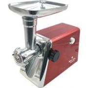 Maxstar MG01 Silver King 600 W Food Processor(Red, Chrome)
