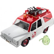 Ghostbusters Ecto 1 Vehicle And Slimer Figure