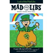 Luck of the Mad Libs, Paperback