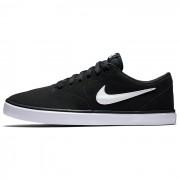 Shoes Nike SB Check Solarsoft Canvas Black/White