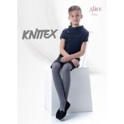 Ciorapi fetite cu model Knittex Alice