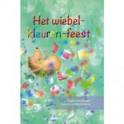 Het wiebel-kleuren-feest - Pauline van Schayck
