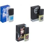Skyedventures Set of 3 Blue Lady-Kabra Black-Killer Perfume