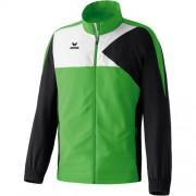 erima Präsentationsjacke PREMIUM ONE - green/schwarz/weiß | 152