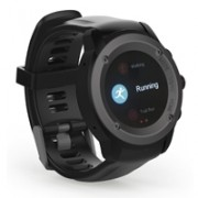 "Rejoj Ghia Smartwatch Draco 1.3"" touch/heart rate/GPS negro"