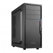 Carcasa VS4-V, MiddleTower, Fara sursa, Negru