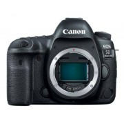 Canon Camara digital reflex canon eos 5d mark iv body (solo cuerpo) cmos/ 30.4mp/ digic 6+/ 61 puntos de enfoque/ wifi/ gps/ nfc