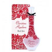 Christina Aguilera Red Sin 100Ml Per Donna (Eau De Parfum)