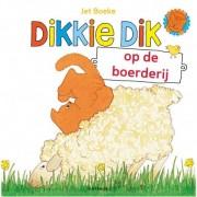 Boek Dikkie Dik Op De Boerderij