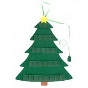 Christmas Tree Calendar de Advent - 1 bucată