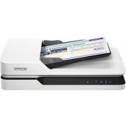 Epson WorkForce DS-1630 »Flachbettscanner«, weiß