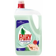 Detergent vase 5 l Sensitive verde Fairy