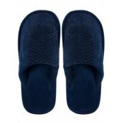 Мъжки домашни пантофи - сини