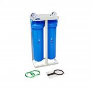 Sistem de filtrare apa Big Blue 20 duplex
