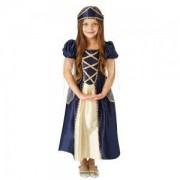 Детски карнавален костюм Принцеса от ренесансовата епоха, 2 налични размера, Rubies, 620503