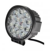 Proiector LED Auto Offroad 14 LEDuri 42W 12V/24V Rotund