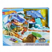 Hot Wheels City Shark Beach Battle FNB21