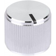 Buton metalic de înaltă calitate Mentor, Ø ax 6 mm, tip 5554.6612