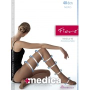 Collant anticellulite 40 denari Medica Black