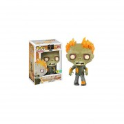 Funko Pop Burning Walker The Walking Dead Exclusivo Summer Convention 2016-Multicolor