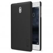 Capa Nillkin Super Frosted Shield para Nokia 3 - Preto
