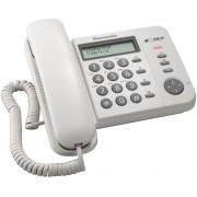 Žični telefon Panasonic KX-TS560FXW, beli