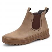 Paul Green Chelsea Boots - Damen - beige in Größe 40