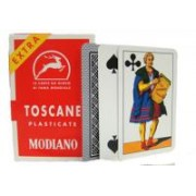 Deck of Toscane Italian Regional Playing Cards