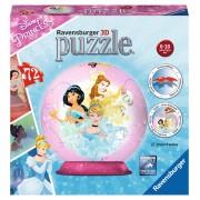 PUZZLE 3D PRINTESE DISNEY, 72 PIESE - RAVENSBURGER (RVS3D11809)