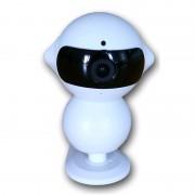 Telecamera ROBBY - telecamera Wi-Fi con registratore incorporato