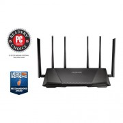 Asus RT-AC3200 Tri-band 3x3 AC3200 Wifi 4-port Gigabit Gaming Router