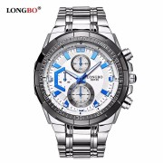 Trendy Stainless Steel Mens Watches