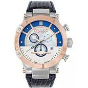 Mulco MW5-4190-043 Gravity Satelite Swiss Chronograph Blue Watch