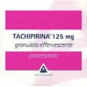 Angelini Spa Tachipirina 125 Mg Granulato Effervescente 20 Bustine
