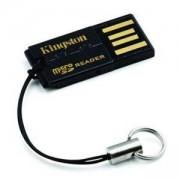 ЧЕТЕЦ ЗА КАРТИ KINGSTON FCR-MRG2, USB 2.0, MICROSD/MICROSDHC/MICROSDXC, KIN-READ-FCR-MRG2