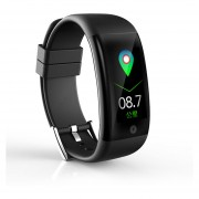 Pulsera de ejercicio inteligente impermeable Monitor de ritmo cardíaco banda de presión arterial Ai